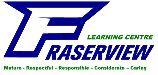 Fraserview Learning Centre logo